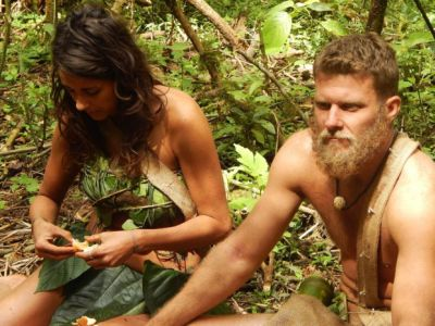 Discovery's latest reality TV hit is Naked and Afraid