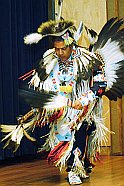 native dancer thwarted by church at Habitat for Humanity  event