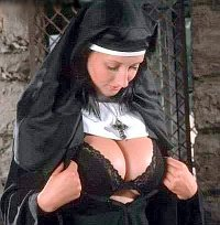 having sex 100 times with a nun can leave a boy confused