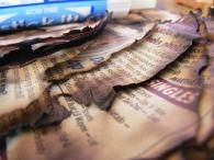 Obnoxious Newspaper Bailout Begins