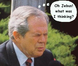 another Pat Robertson foot in mouth fail