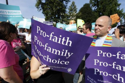 preach against abortions while practice having abortions