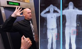 A 12-month trial at Manchester airport of full body scanners only went ahead last month after under-18s were exempted