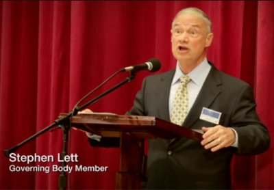 Stephen Lett - governing body Watchtower Jehovah's Witnesses called a cruel cult