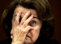oh no, Feinstein is not corrupt
