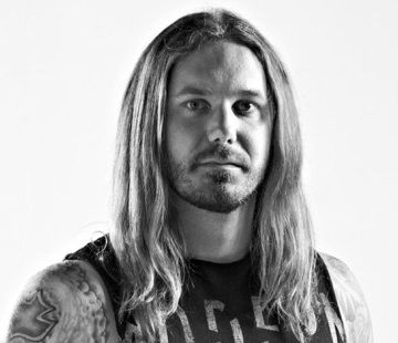 Tim Lambesis, frontman of Christian heavy metal band As I Lay Dying