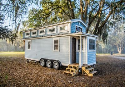 Tiny houses are on trend right now, but while the minimalist lifestyle has benefits, it brings some challenges.