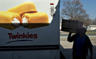 Hostess twinkie worker pension looted