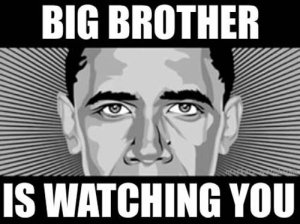 Obama regime spies on all Americans