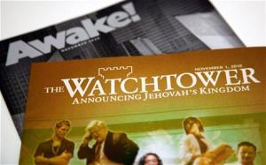 The Watchtower is the official magazine of Jehovah's Witnesses