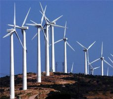 wind farm driven out of California by regulation